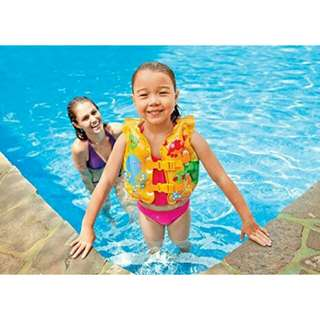 Intex 59661 INTEX Fun Fish Child Swim Vest