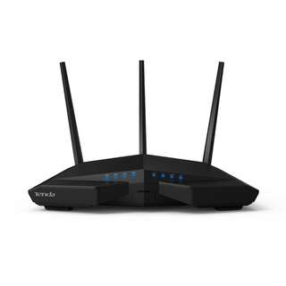 Tenda 騰達 AC18 Router 路由器  (WiFi,雙頻,AC1900,Dual Band,Gigabit,Beamforming,覆蓋,傳輸)