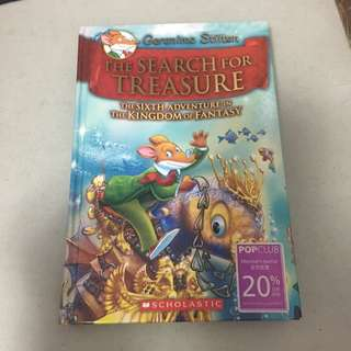 Geronimo Stilton Hardcover Books