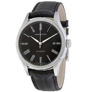 HAMILTON Valiant Automatic Black Dial Men's Watch H39515734