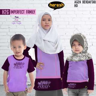 Preorder H26 Baju Kanak² & Baby