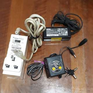 Battery charger for laptop