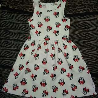 H&M minnie dress