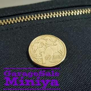 (RARE) 1984 Koin Australia 1 Dollar seri kangaroo