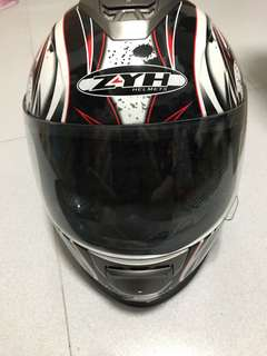 Motorbike full face helmet for sale