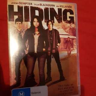 Hiding DVD