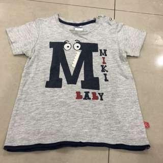 Miki Tshirt (18-24 mths)