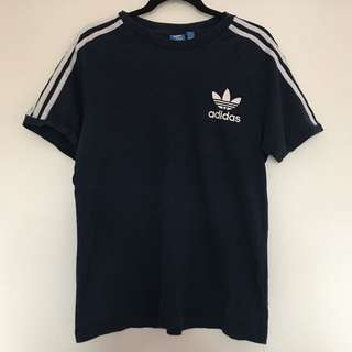 Adidas Three-stripe Tee