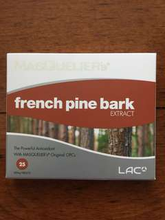 LAC French Pine Bark Extract