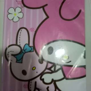 Melody note book