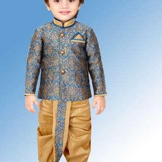 Boys Kurta Dhoti Jacket Designs Pyjamas and: ALL NEW