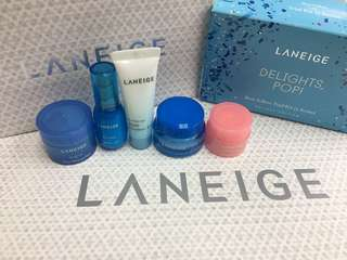 Laneige Trial Set