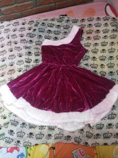 Sexy dress bulu