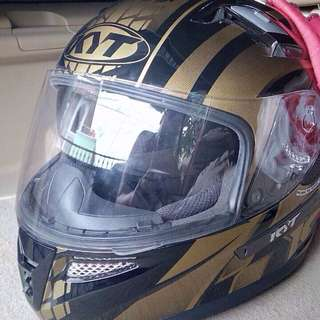 Helm kyt fullface (updated)