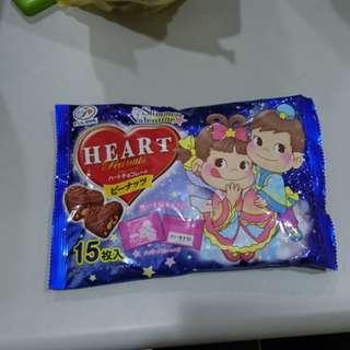 日本巧克力