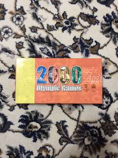 MTR Olympic games 2000 collection