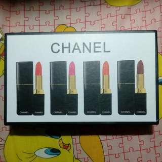 chanel唇膏