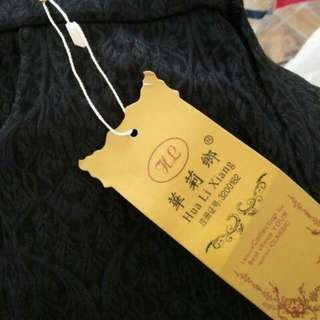 Celana brokrat import