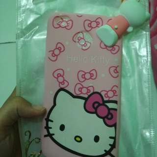 Case Intip Xiaomi Redmi 4x Hello Kitty