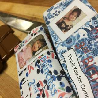 Chocolate (Personalized/Customized)