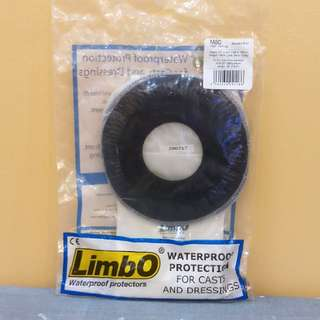 BRAND NEW LimbO Adult Waterproof Protection / Protector for Casts & Dressings - Half Leg (M80)