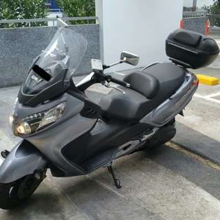 2012 Maxsym 400 (Revised)
