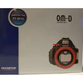 OLYMPUS OM-D PT-EP 13 Underwater casing for EM5 mark II (BNIB)