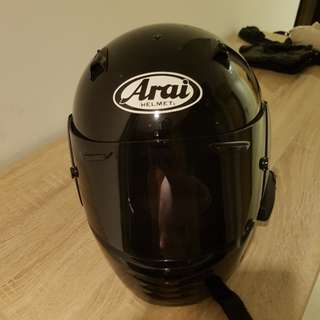 Nice Arai helmet for Sales