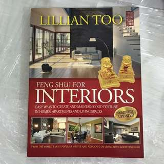 Lillian too Feng Shui for interiors