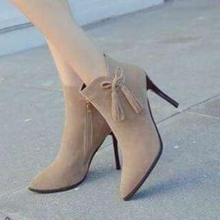 Boots w/ Heels