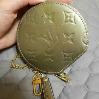 Louis Vuitton 漆皮散錢袋