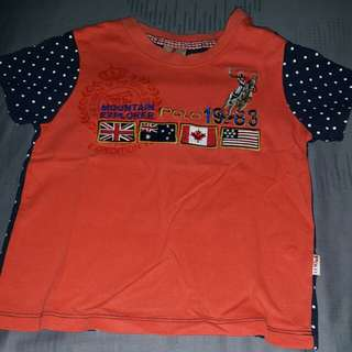 Polo boy Shirt