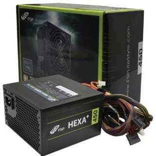HEXA+ 550 PSU (NEW!!)