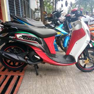 Yamaha Fino 125 sporty thn 2016