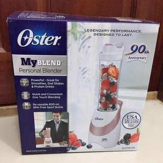🚚 Oster隨行杯果汁機