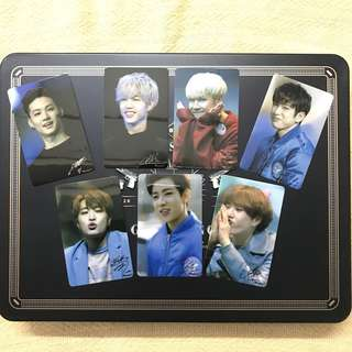 GOT7 Card Sticker