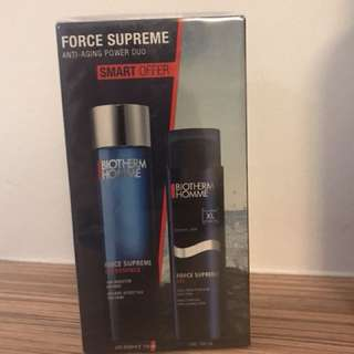 Biotherm Homme Force Supreme Duo