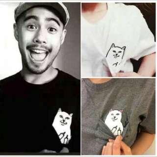 Pussy Cat Tshirt