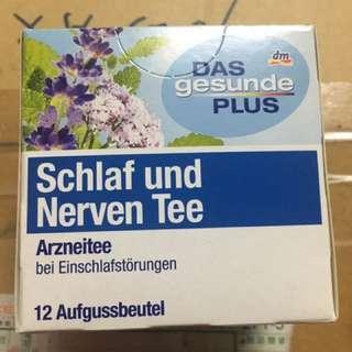 德國花茶(睡眠與神經茶)