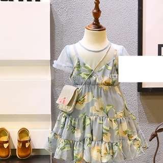 (READY STOCK) FLORAL DRESS