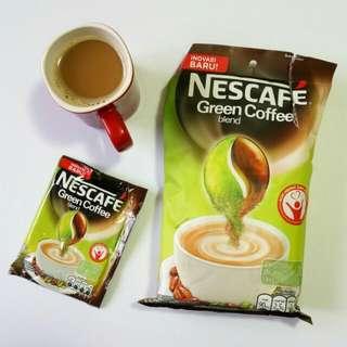 NesCafe Green Coffee