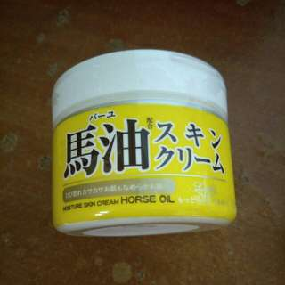 Loshi Horse Oil Moisture Skin Cream 220g