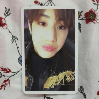 WTS/WTT GOT7 MARK FLIGHT LOG: ARRIVAL OFFICIAL PHOTOCARD
