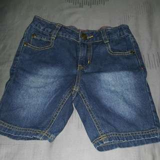 Short Jeans for Boy