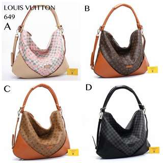 LOUIS  VUITTON Hobo  649A#A334