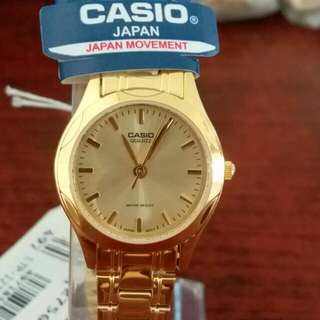 CASIO WOMEN AUTHENTIC