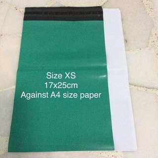 New Instocks Polymailers Size XS S M L