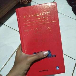 Kamus Indonesia-Tionghoa, Tionghoa-Indonesia