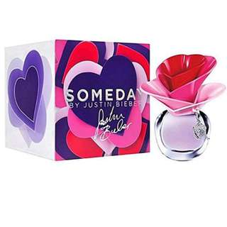 Justin Bieber Someday Perfume (50mL)