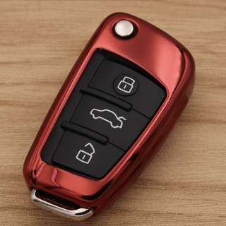 TPU Key Trim for Audi *Free Postage*